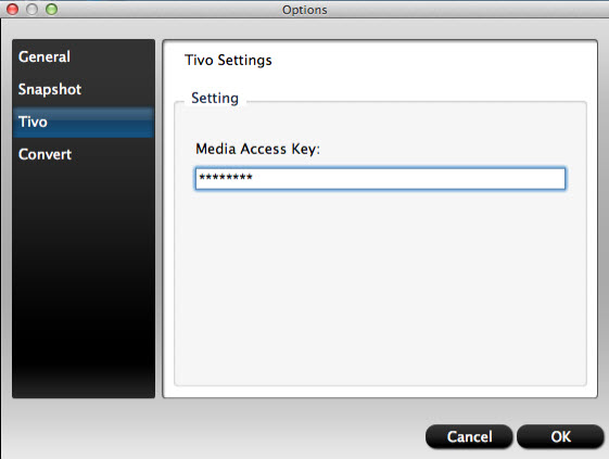 enter-tivo-media-access-key