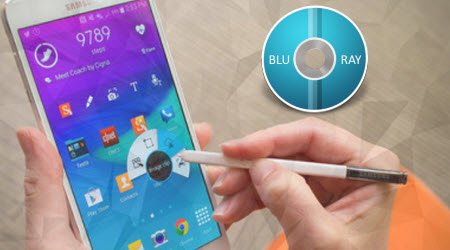 Rip Blu-ray collections for playback on Galaxy Note 5