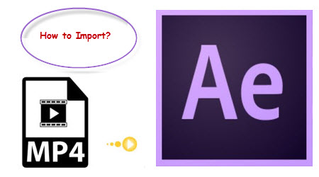 Get MP4 files into After Effects CS5/CS6/CC