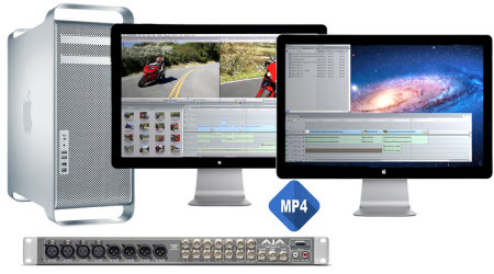 Import MP4 Files to FCP