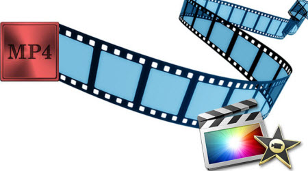 Edit a mp4 file in iMovie
