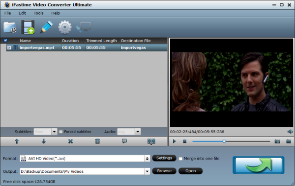 MP4 to Pinnacle Studio Converter