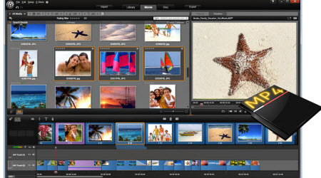 Get Pinnacle Studio Work With MP4 Files