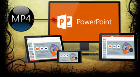Play MP4 in PowerPoint 2010, 2007, 2003, 2000