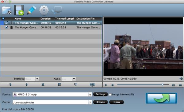 Mac MP4 to Premiere Pro Converter