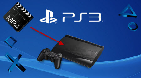 Get MP4 files to play on PS3