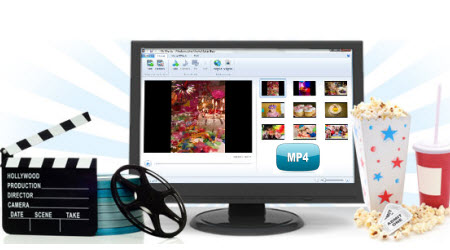 Solve MP4 and Windows Movie Maker incompatible issues