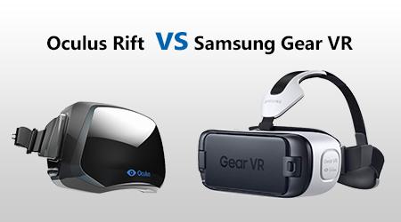 oculus rift vs samsung gear vr comparison