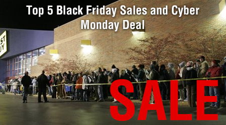 Come to Join in Black Friday & Cyber Monday Deals 2015