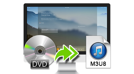 Convert DVD to M3U8 for viewing with iPad/iPhone in Real Time