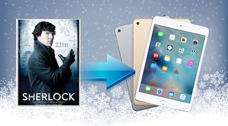 Watch Sherlock Special 2015 Full Episode on iPad Mini 4