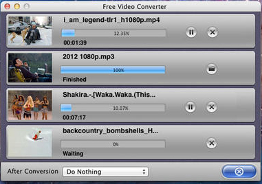 video converter for mac os x freeware