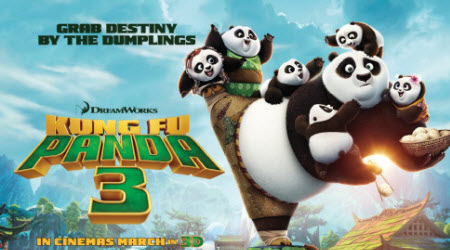 Download Kung Fu Panda 3 for offine watching at home