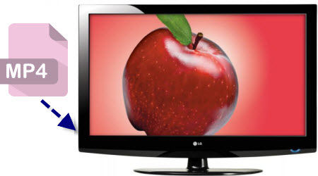 MP4 to LG TV