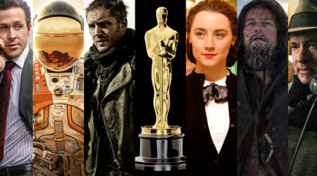 Oscars 2016: Complete list of Winners