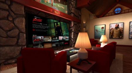 How to watch Netflix on Samsung Gear VR