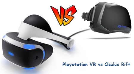 Playstation VR vs Oculus Rift: Which Is Worth Buying?
