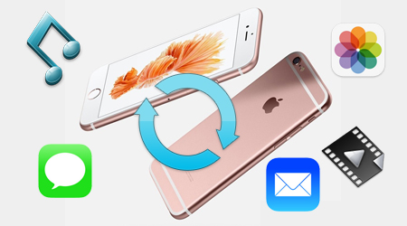 How to Recover Lost Data on iPhone 6S?