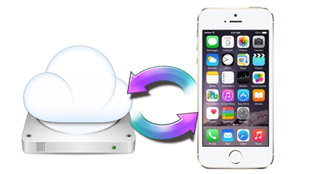 How to Get Back iPhone 6S Photos from iCloud Backup?