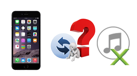 How to Recover iPhone Data without iTunes?