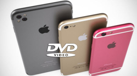 Tutorial of Playing DVD on iPhone SE with Ease
