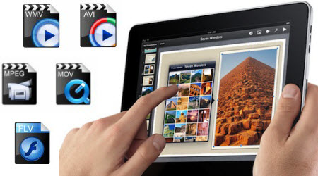Import AVI/MKV/FLV/MTS/MXF Video to iPad Keynote on Mac OS X