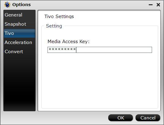 Add  Tivo  Media  Access  Key