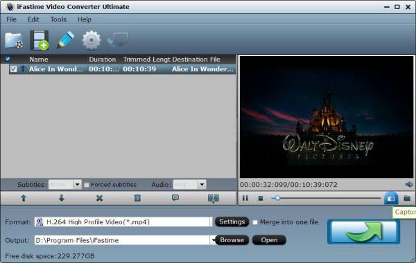 Add video files